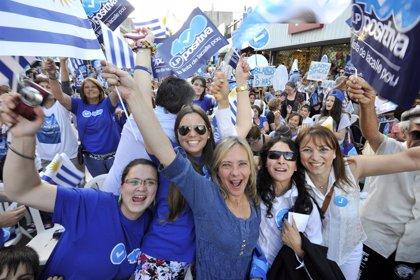 Uruguay se encamina hacia un Parlamento fragmentado