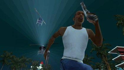 Los Grand Theft Auto de Android e iOS se suman al aniversario de San Andreas