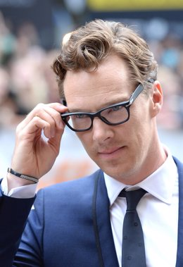 Benedict Cumberbatch presenta The Imitation Game
