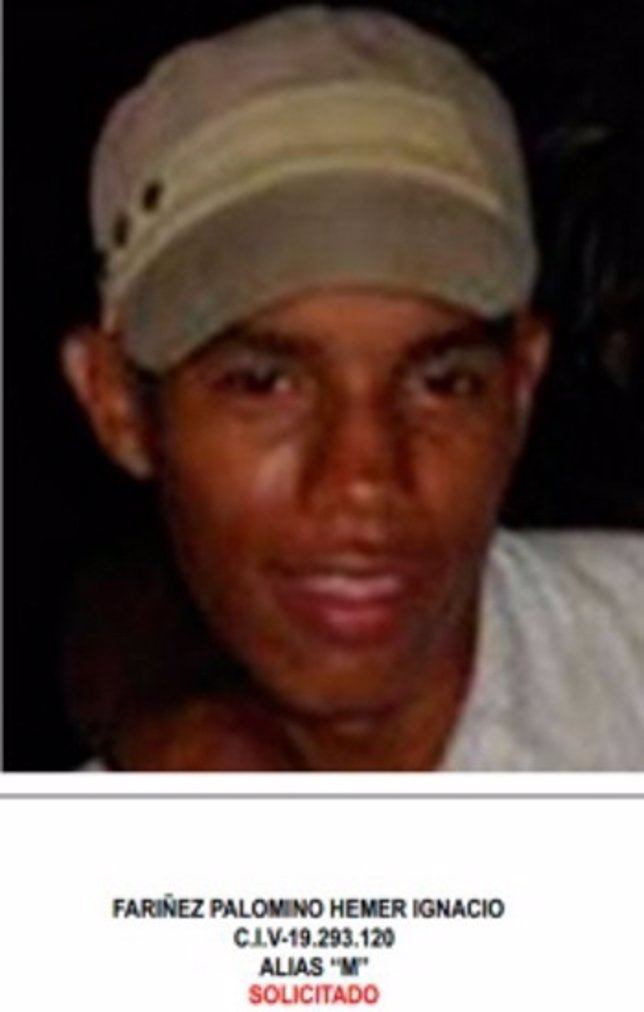 Las autoridades venezolanas publican las fotos de los asesinos de Robert Serra