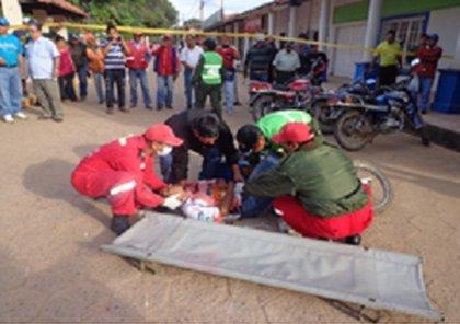 Un minero boliviano se suicida con dinamita que se colocó en el abdomen