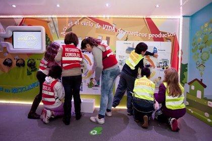 Más de 3.000 alumnos aprenden a reciclar residuos electrónicos