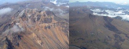 Estudian origen de sismos en zona de los volcanes Chiles y Cerro Negro