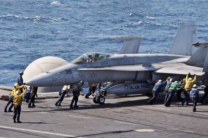 La aviación de la coalición realiza 22 bombardeos sobre Irak