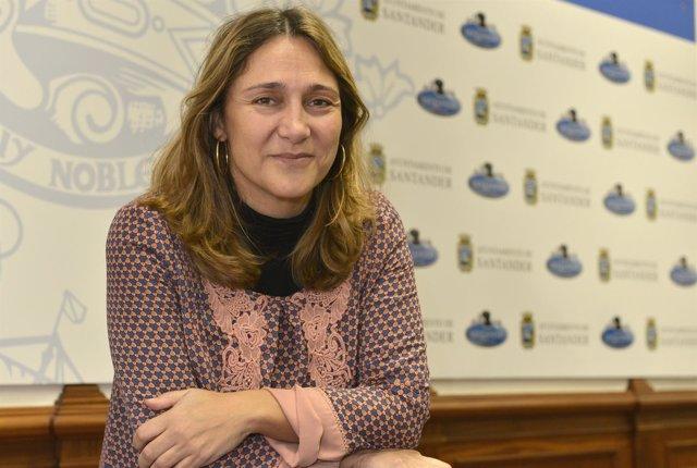 María Tejerina, concejala de Medio Ambiente