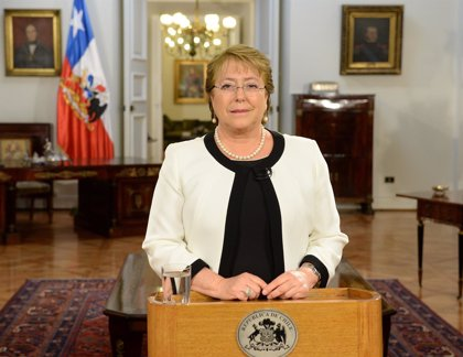 Bachelet inicia su viaje a Alemania y España