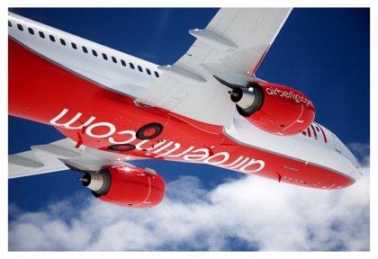 Airberlin ofrecerá tres vuelos a 1.000 metros sobre Berlín el próximo 8 de noviembre