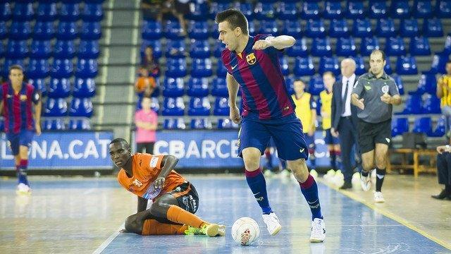 Combate nulo (3-3) entre ElPozo y el Barça