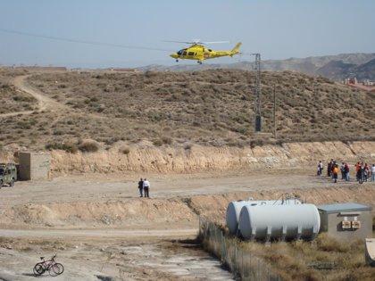 Más de 400 voluntarios de Protección Civil se dan cita en María de Huerva