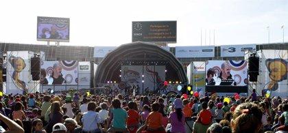 Más de 150.000 personas en el primer día de la Festa dels Súpers