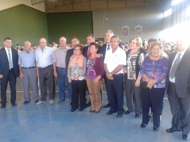 XXIV Encuentro De Personas Mayores De La Comarca Del Bajo Cinca.