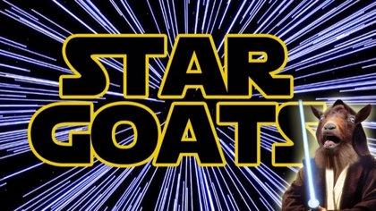 VÍDEO: La Marcha Imperial de Star Wars... cantada por cabras