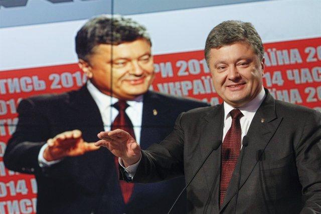 Poroshenko Elecciones Ucrania