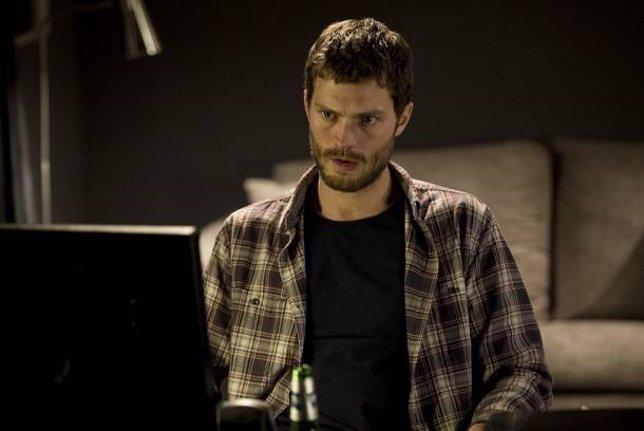 El nuevo Christian Grey de 50 Sombras de Grey en The Fall