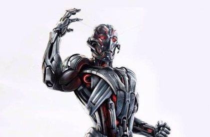 Los Vengadores 2: Ultrón al completo en un concept art