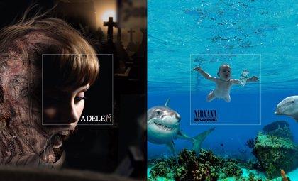 8 clásicas portadas de álbumes en versión 'extendida'