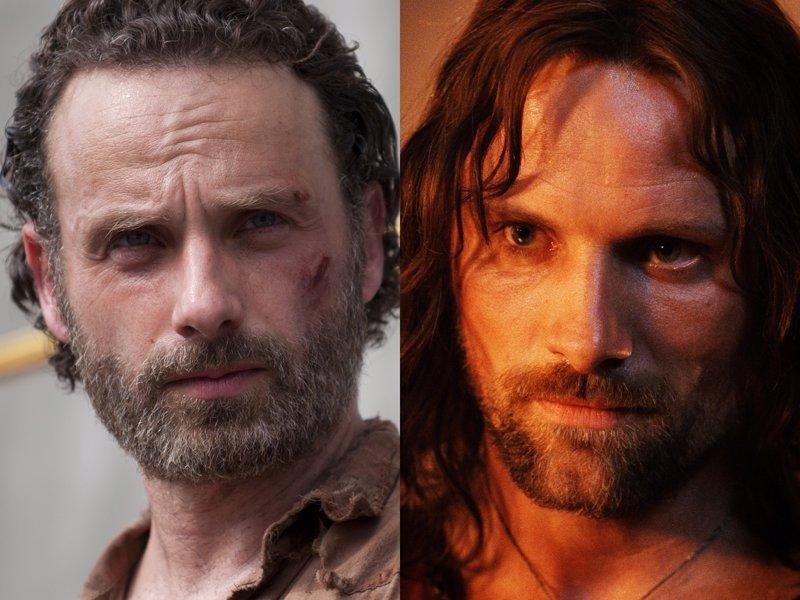 ¿Es The Walking Dead una copia de El Señor de los Anillos?