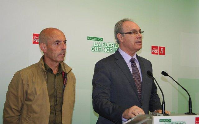 Juan Pablo Durán y Antonio Hurtado