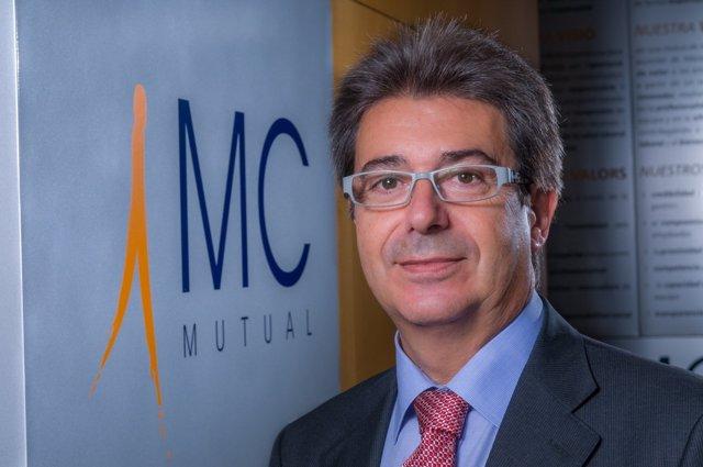 Eduardo Vidal, director gerente de MC Mutual