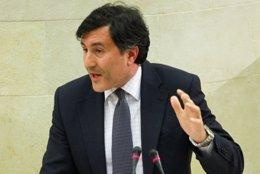 Francisco Javier Fernández Mañanes, diputado del PSOE