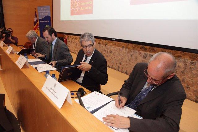 Representantes Eurorregión