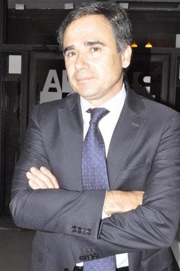 El aspirante en las primarias del PAR-Zaragoza, Xavier de Pedro.