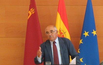 Alberto Garre comparece este martes en la Asamblea para informar sobre su encuentro con Rajoy