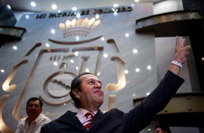 El gobernador interino de Guerrero promete a Peña Nieto buenos resultados si cuenta con su apoyo