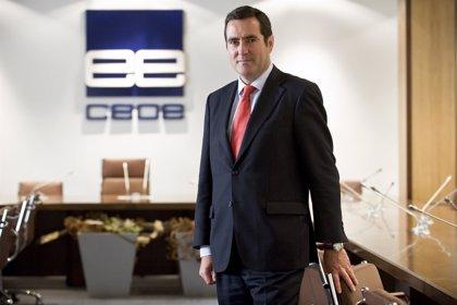 Antonio Garamendi hará oficial hoy su candidatura a la Presidencia de la CEOE