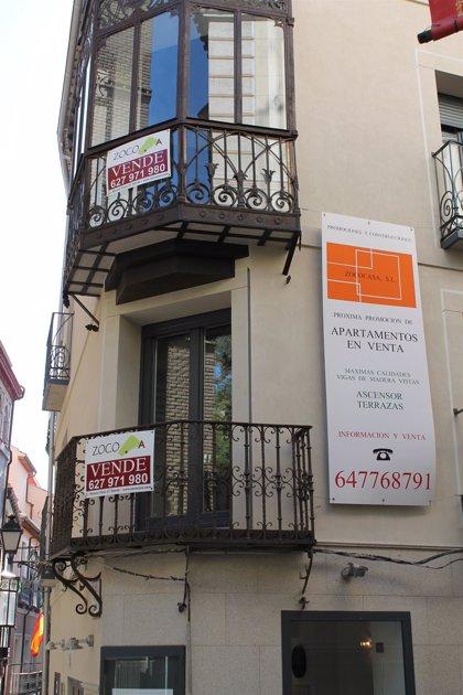 Economía.- (Ampl.) La firma de hipotecas sobre viviendas se dispara en agosto un 24% y suma tres meses de ascensos
