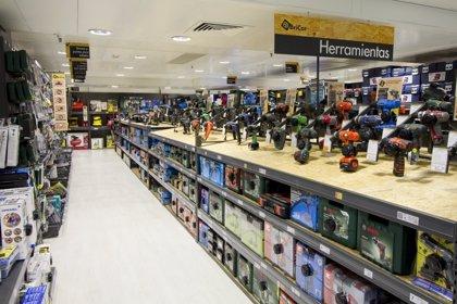 La facturación del sector del bricolaje aumentará en España cerca de un 4%