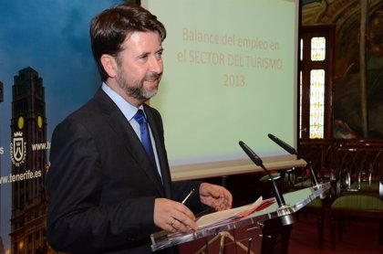 Alonso prevé que Tenerife cierre el año con unos 5,2 millones de turistas
