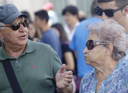 La pensión media de jubilación se sitúa en Baleares en 920,10 euros