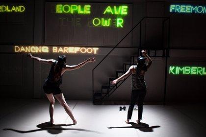Las valencianas Taiat Dansa presentan en el Festival Periferias su espectáculo inspirado en Patti Smith