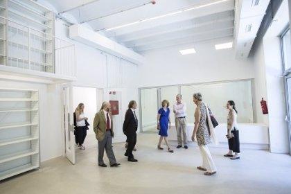 El Goethe-Institut inaugura su nueva sede con puertas abiertas y arte