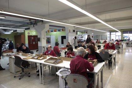 La Diputación de Lleida aporta 14.000 euros a la asociación de discapacitados Acudam