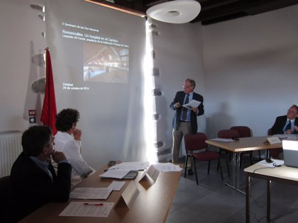 El X Seminario de las dos Navarras comienza valorando la importancia del Camino de Santiago para sus relaciones