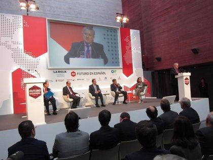 """Pedro Sanz afirma que el español """"no solo es una lengua con futuro, sino que es la lengua del futuro"""""""