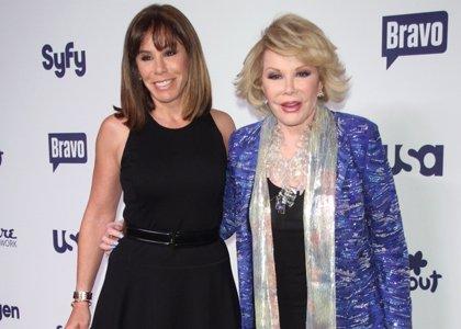 La hija de Joan Rivers y su herencia: más de 100 millones y un programa