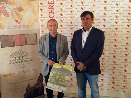 La II Semana de la Reserva de la Biosfera de Monfragüe fomentará la participación de la población local