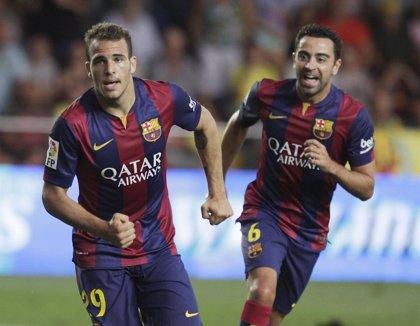 El Barça,  con 43 jugadores formados, el equipo con más presencia de las Ligas europeas