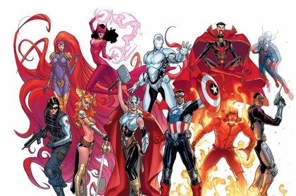 Los Vengadores cambiarán de formación tras La era de Ultrón