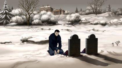 Imágenes del mausoleo Wayne en Batman v Superman: Dawn of Justice
