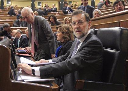 PSOE e IU-ICV exigen un pleno monográfico sobre corrupción en el Congreso