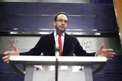El PSOE respeta la nueva impugnación del Gobierno, pero insiste en que hay que buscar soluciones políticas