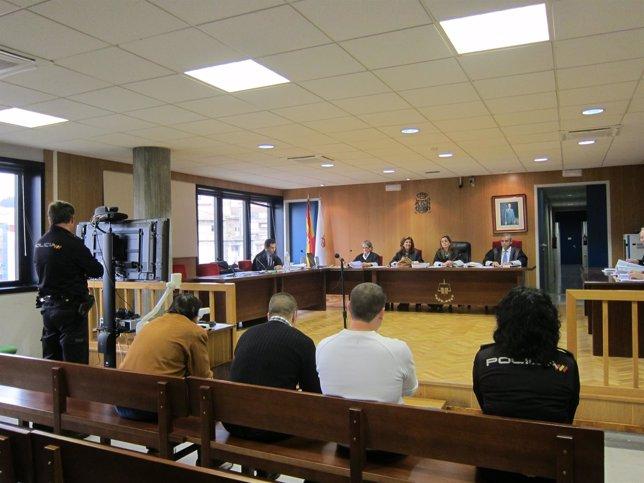 Juicio en Vigo por asalto al párroco de Pazos de Borbén