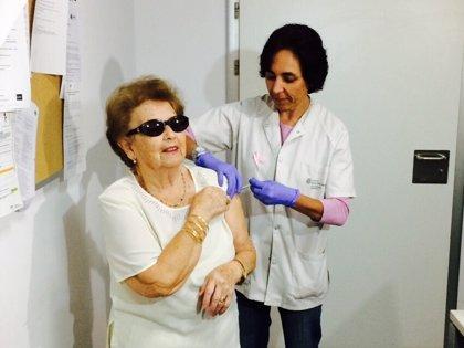 Los centros de salud empiezan la vacunación de la gripe