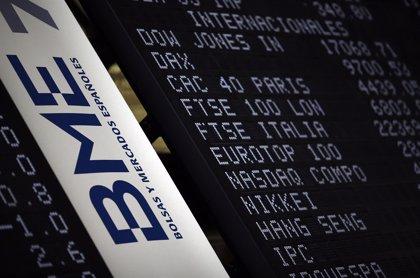 El Ibex 35 rebota un 1,52% y afianza los 10.300 enteros