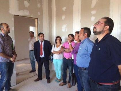 Diputación concluirá en diciembre un centro de formación en Vilches en el que se invierten más de 211.000 euros