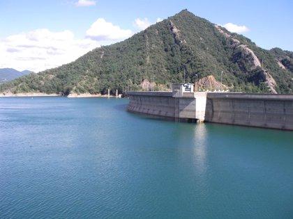 La reserva hidráulica del Cantábrico se encuentra al 50,9% de su capacidad